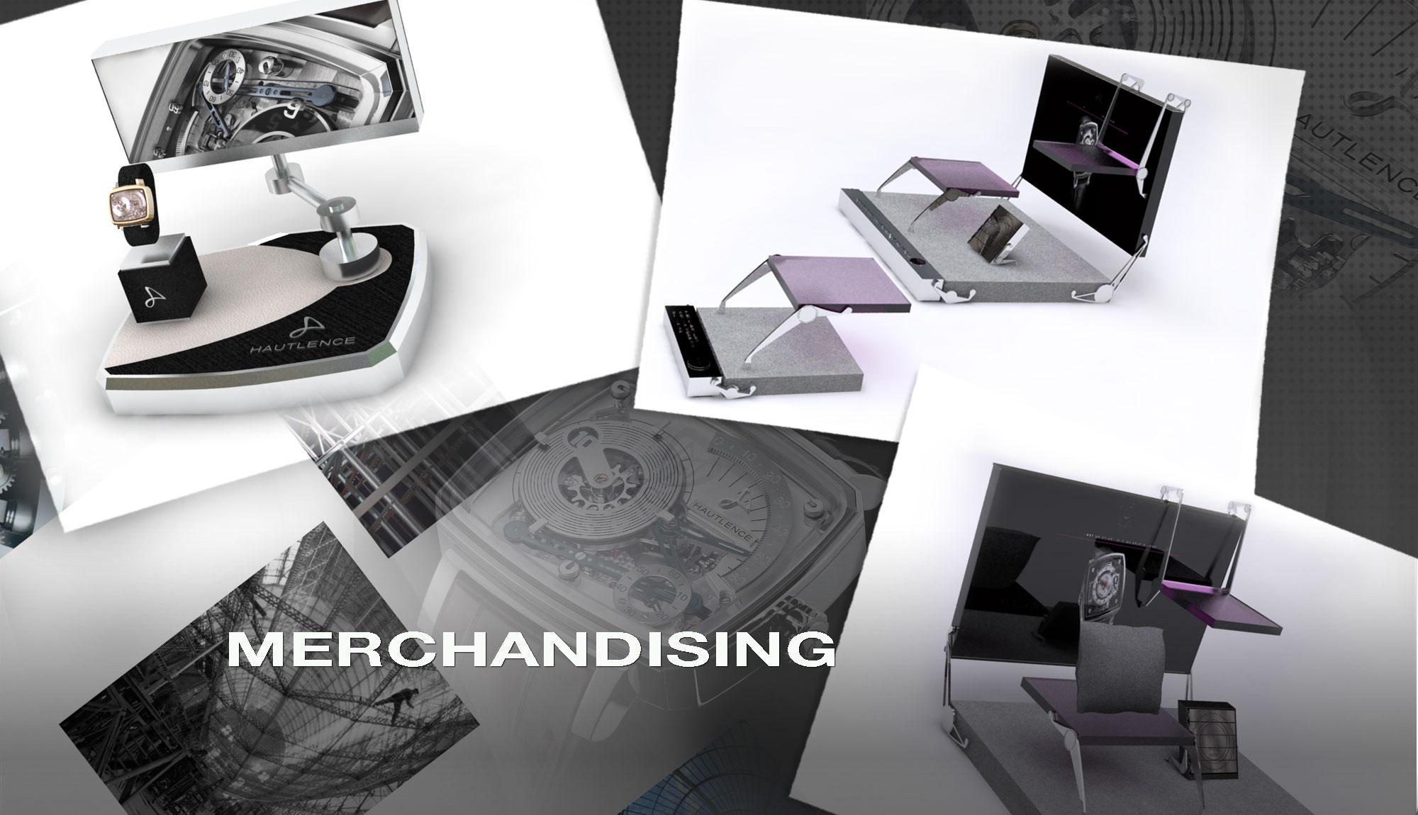 DESGIN ETC. - MERCHANDISING
