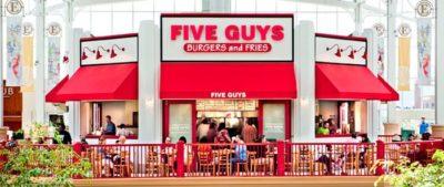 Five Guys design etc.