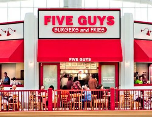 Five Guys – Lausanne